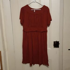 Modcloth Style Obsession Jersey Dress 2x